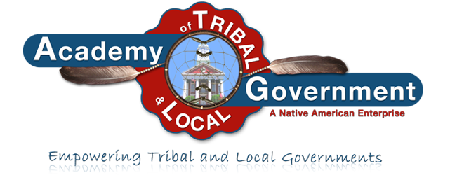 Academy of Tribal & Local Government Logo
